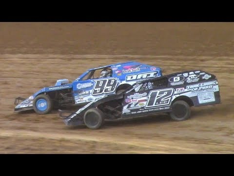 Modified Heat Two | Tyler County Speedway | 6-30-18