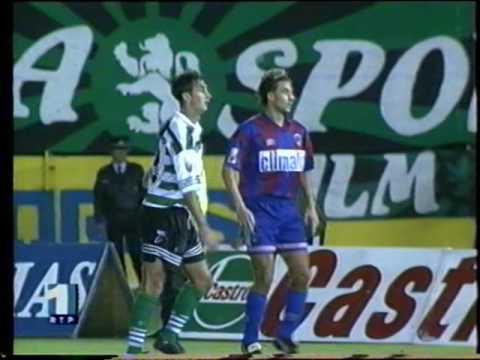 02J :: Sporting - 2 x Chaves - 0 de 1997/1998