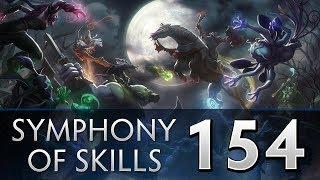 Dota 2 Symphony of Skills 154