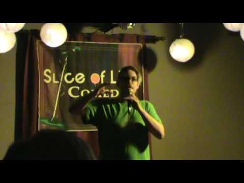 Rigel (Artie Pee) Pawlak at Slice of Life Comedy - Feature Set