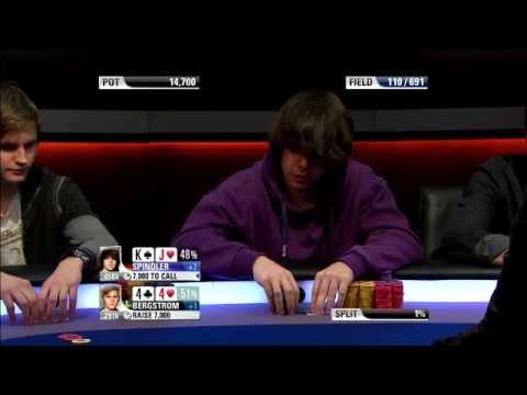 Poker Rules rewritten by Benny Spindler - Greatest Poker Hands - PokerStars.com