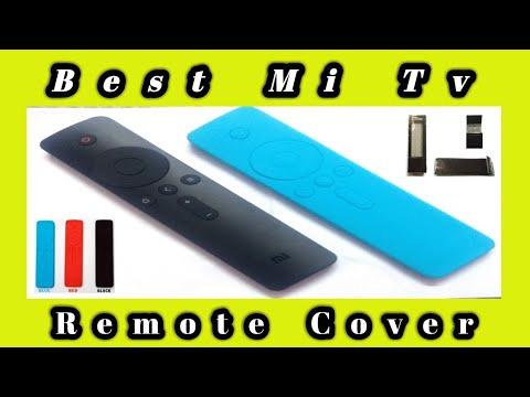 info for f1caa d79ab Mi Tv Remote Cover / Best Remote Cover / Best mi tv antislip cover / JRJ  Tamil