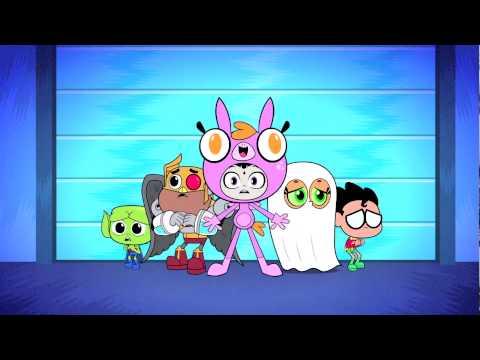 Teen Titans Go! Halloween