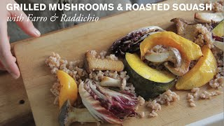 Veggie Showstopper with Mushrooms & Farro | Farm to Table Family | PBS Parents