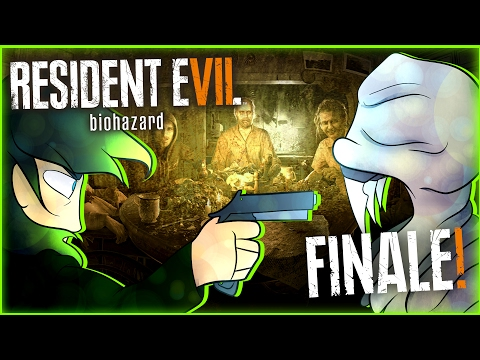 HAPPY 500K! | LET'S FINISH THIS! | RESIDENT EVIL 7 FINALE | DAGames