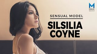 Gadis Sintal Berwajah Oriental, SILSILIA COYNE - Male Indonesia | Model Hot Indo