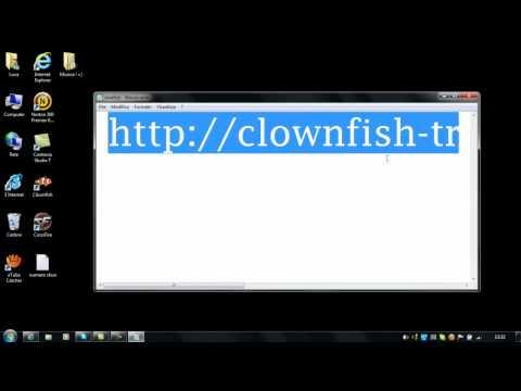 Tutorial #5 : Come Installare Ed Usare -Clownfish-