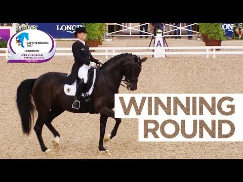 3 x gold in one week! FEI European Championships 2017