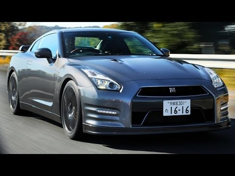 First Drive: 2015 Nismo GT-R! Plus Tokyo Motor Show & Mitsubishi Concepts - Wide Open Throttle Ep 91