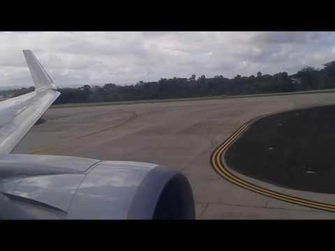 American Airlines B767-300ERW San Juan, Puerto Rico Buisness class