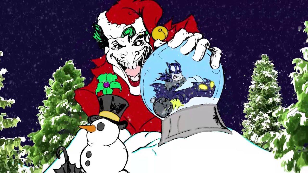 A Joker Christmas (Jingle Bells, Batman Smells) - YouTube
