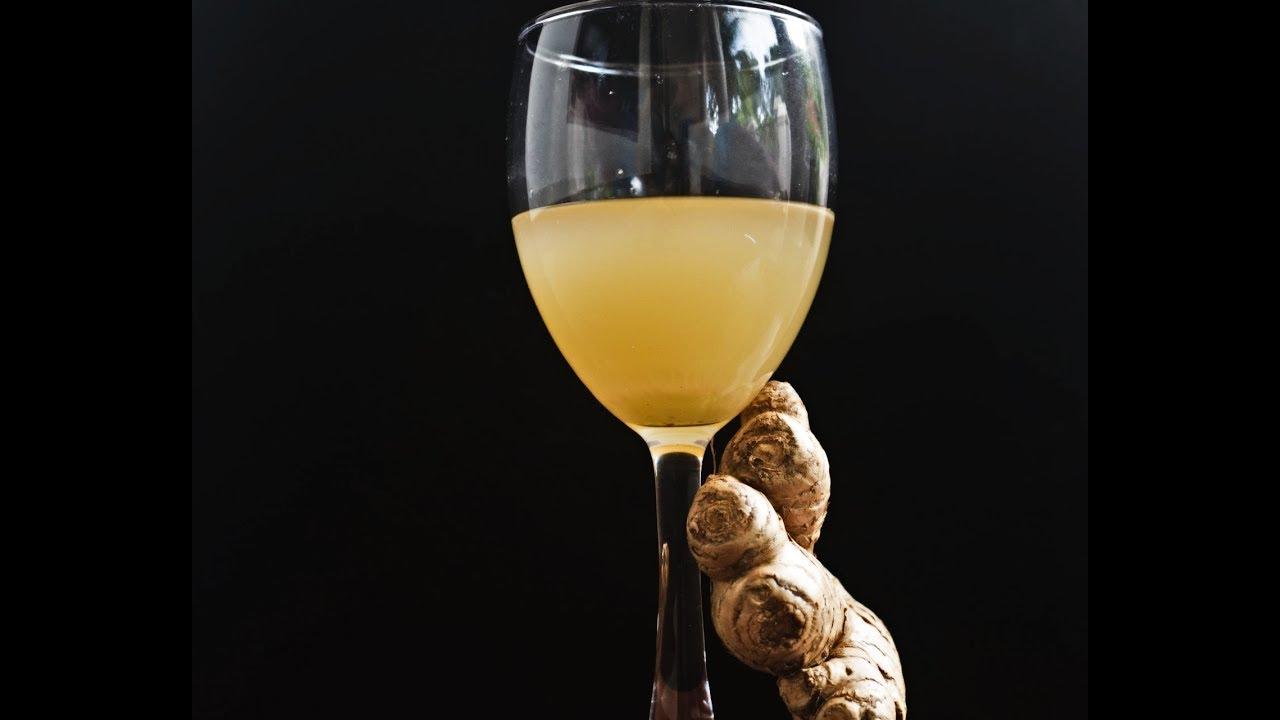 Ginger Wine || How to make Ginger Wine