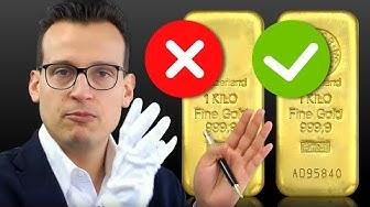 1 Unze GOLD kaufen: Die Irrtümer der meisten Investoren!