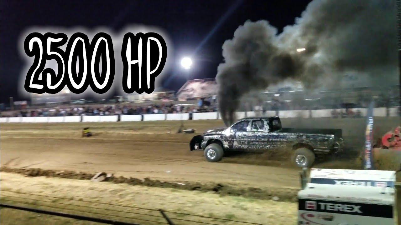 Cummins Turbo Diesel >> Shawn Baca' s Triple Turbo 2500+ Horsepower Master ...
