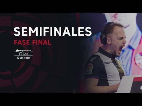 Virtual LaLiga eSports Santander – SEMIS – FASE FINAL ·