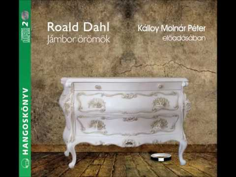 Roald Dahl: Jámbor örömök - hangoskönyv