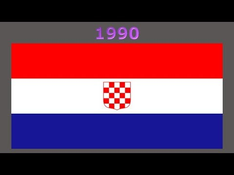 History of the Croatian flag