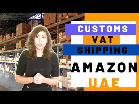 How to ship to Amazon FBA in UAE | Import from China and sell on Amazon.ae