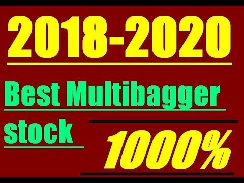 Best Penny Stock Of 2020 SUPER MULTIBAGGER STOCK FOR 2020 || MULTIBAGGER PENNY STOCK   YouTube