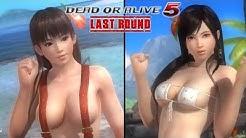 Dead or Alive 5 Last Round Pelea de tetonas (Gratis)