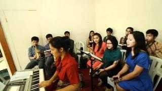 Ucapan Selamat Natal dari Tim Musik dan Songleader HKBP Serpong