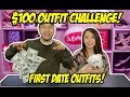 Killer Date Outfit $100 Challenge @UNIQLO feat. Kim!