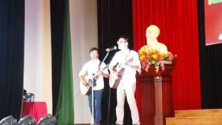 Tiến về Hà Nội - guitar ĐHXD