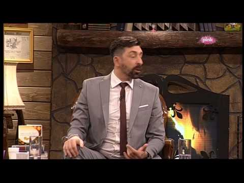 Nedeljko Bajic Baja o Jusufu Nurkicu (Ami G Show S07)