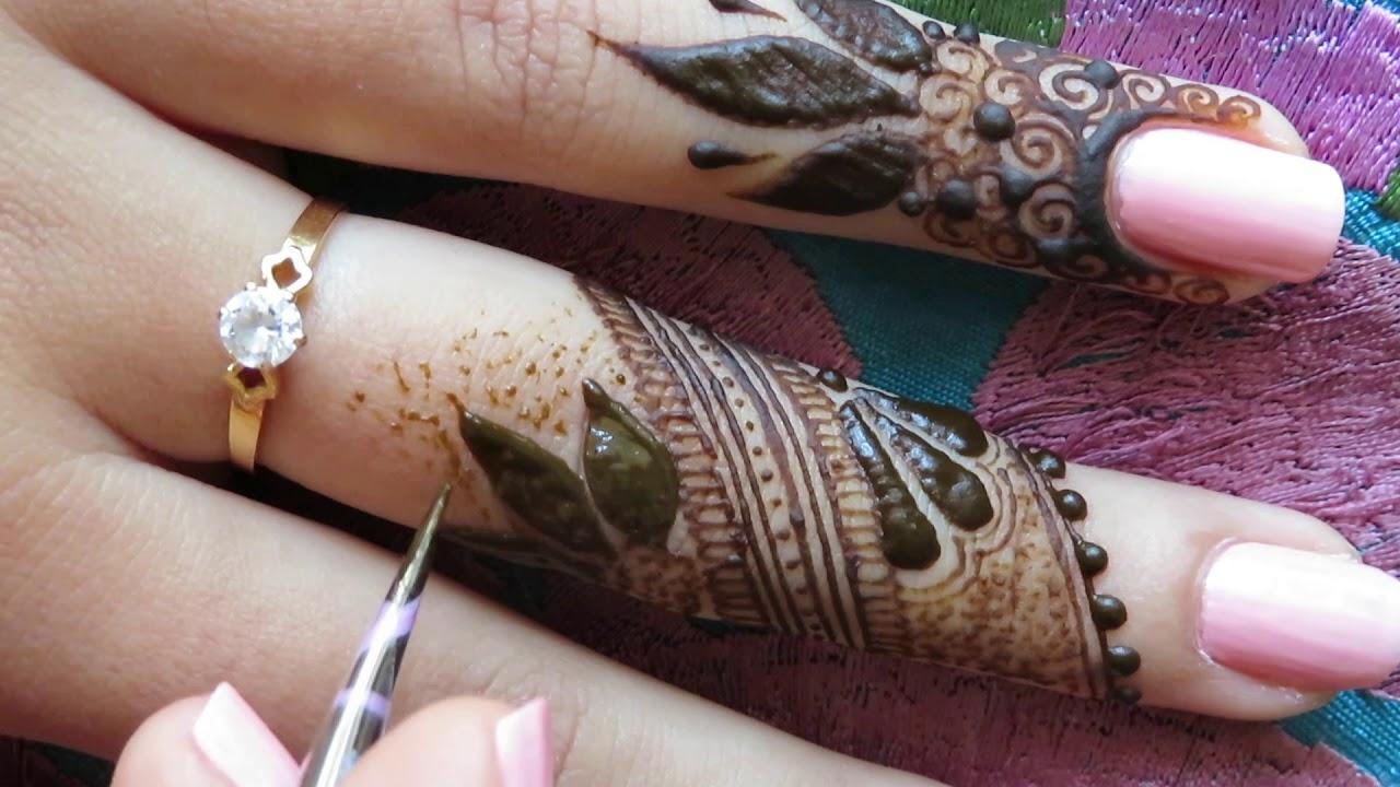 Simple Eid 2019 Henna