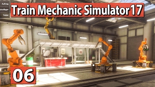 MOTOR demontieren ► TRAIN Mechanic Simulator 2017 #6