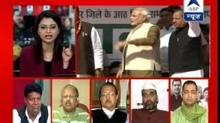abp news debate will kejriwal win if he contest against modi