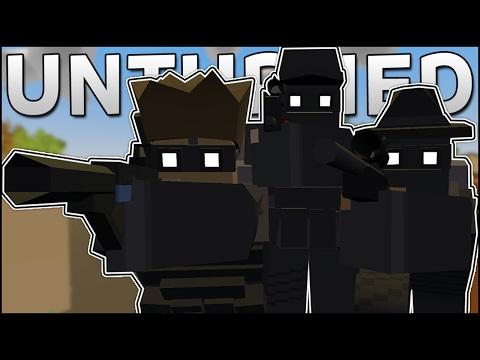 WE'RE HITMEN! - (Unturned RP)