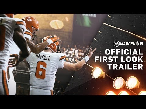 Madden NFL 19 – Official Reveal Trailer