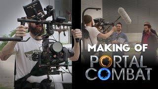 Making of Portal Combat