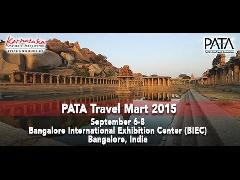 PATA Travel Mart 2015 - Day 1