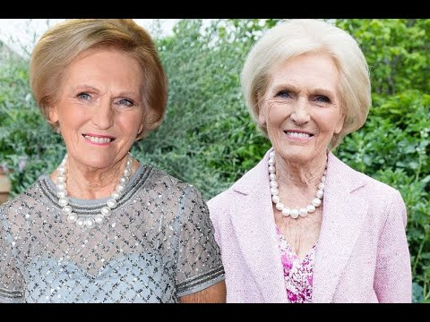 Mary Berry reveals how she stays in shape while eating cake for a living - 247 News