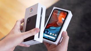 Das 349€ Pixel 4a: Unboxing & Vergleich zum iPhone SE & OnePlus Nord!