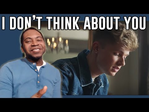 HRVY - I Don't Think About You (MUSIC VIDEO) REACTION