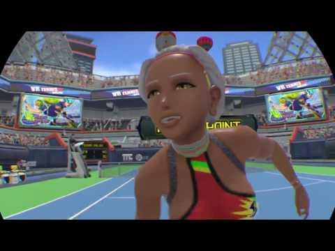 VRテニスオンライン