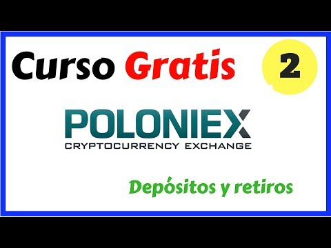 Como Hacer Trading En Poloniex Exchange Fácil  Depositos Y Retiros  Bitcoin Ethereum -  Crypto Btc✅