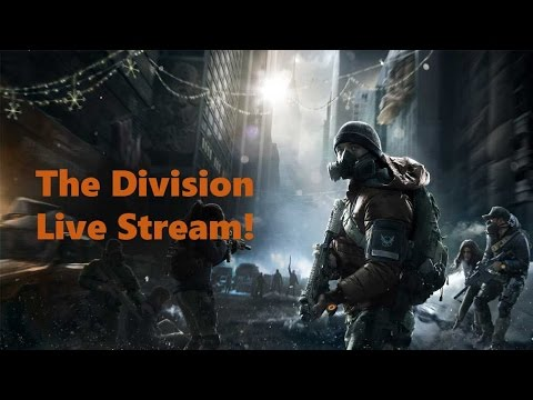 Tom Clancy's The Division Live Stream! | Unboxholics - YouTube