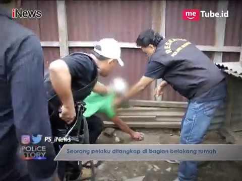 Aksi Grebek Kampung Narkoba di Sunggal Medan, Polisi Ciduk 3 'Pengedar Part 02 - Police Story 05/03