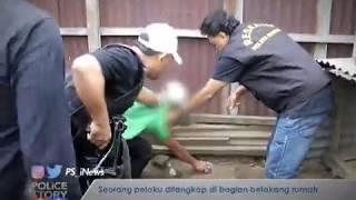 Download Video Aksi Grebek Kampung Narkoba di Sunggal Medan, Polisi Ciduk 3 'Pengedar Part 02 - Police Story 05/03 MP3 3GP MP4