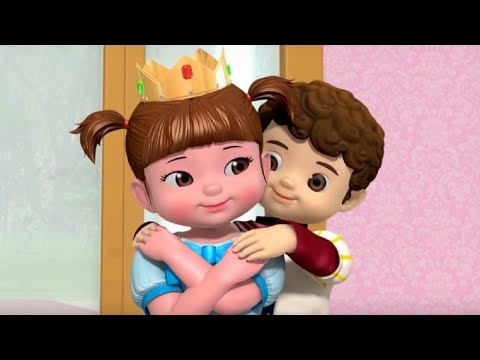 Первый танец  - Консуни мультик (серия 15) - Мультфильмы для девочек - Видео онлайн