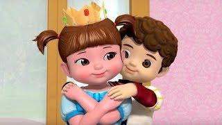 Первый танец  - Консуни мультик (серия 15) - Мультфильмы для девочек