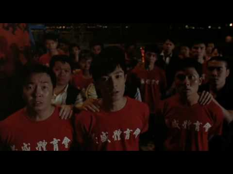 Music Video 2: ONCE A GANGSTER 《飛砂風中轉》 in AUSTRALIAN CINEMAS 20 MAY