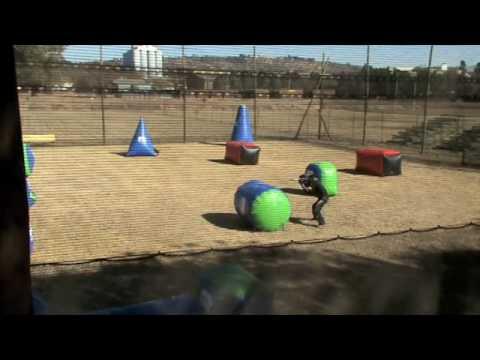Viewing Deck - Nova Paintball South Africa