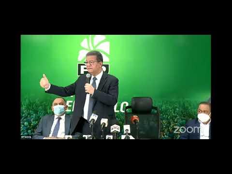 Leonel define como injusto y que la JCE debe corregir, FP sea partido minoritario
