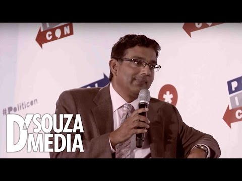 Dinesh D'Souza Destroys The Young Turks Host Cenk Uygur At P