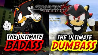 Shadow the Hedgehog: The Very Cool, Kid-Friendly Game for HaRdc0r3 EDGEl0rdz | GEEK CRITIQUE